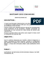 Formation Cisco 640-802
