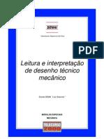 telecurso 2000 - leitura e interpretação de desenho técnico