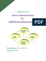 Porter Daimond Main)