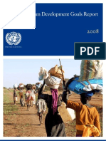 The Millennium Development Goals Report 2008