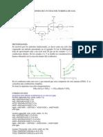 Análisis de prestaciones de un ciclo de turbina de gas