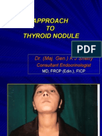 Approach to Thyroid Nodule[1]