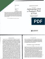 Kant Anthropology 7-27