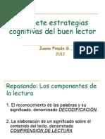Las Siete Estrategias Cognitivas del Buen Lector