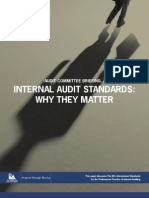 Internal Audit Standards Why They Matter