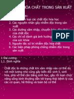 Nhiem Doc Hoa Chat Trog Sx