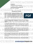 Resumen Rionda Demandas y Estrategias