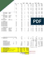 Analisis de Precios Unitarios Estructura
