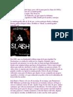 Biografia de Slash
