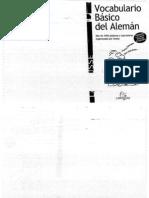 Vocabulario Aelmán