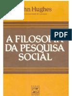 A Filosofia Da Pesquisa Social
