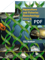 Dunhan R.a. Aquaculture and Fisheries Biotechnology