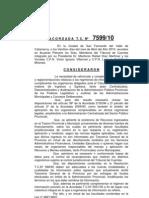 Acordada 7599 - Tribunal de Cuentas de Catamarca