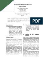 Instalacion Del Centos Formato IEEE