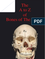 The a to Z of Bones of the Skull