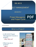 01_Project Management and Project Cycle