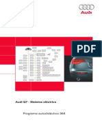 364 -Audi Q7 Sistema Electrico