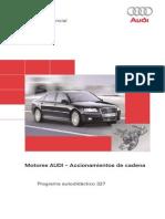 327-Accionamiento Motores AUDI Con Cadena 1
