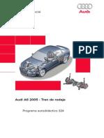 324-Audi A6 2005 - Tren de Rodaje