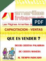 formacion Ventas amarillasinternet