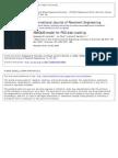 ABAQUS Model for PCC Slab Cracking