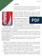 Los Efectos de La Coca-Cola | Ion Litio
