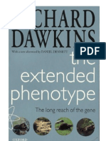 The Extended Phenotype Richard Dawkins