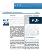 2009 Brazil Micro Finance Analysis and Bench Marking Report - Portuguese