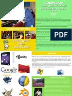 Brochure CompCamp  Engl