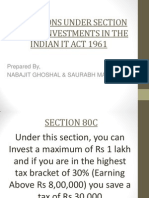 Investments Taxation