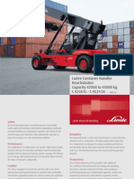 Linde-reachstackers