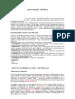 Apostila conformação mecânica - forjaria