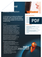Voice Interaction VoxControl - Transceve Voz Para Texto