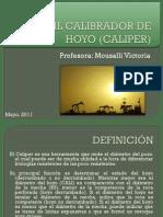 Tema 3 Perfil Calibrador de Hoyo (Caliper)Web