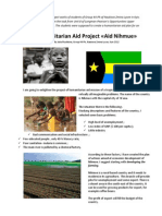 Aid Project Compilation