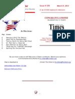 Newsletter 336