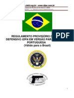 IDPA - Tiro Defensivo (Regulamento Provisório)
