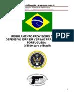 IDPA - Tiro Defensivo (Regulamento Provisório)