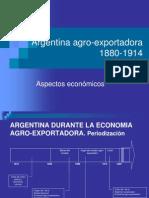 uni.13. Argentina 1880-1914