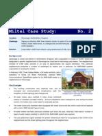 Miltel - Case Study, Steven Age, UK