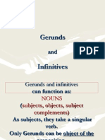 Verb Patterns Gerunds Infinitives