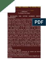 ANÁLISIS DE LA OBRA LITERARIA