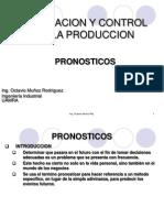 4. PRONOSTICOS