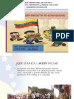 Atención Educativa no Convencional ANA 1