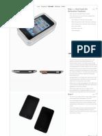 iPod 4G Fixing