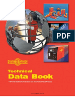 2007 Eutectic Data Book With Bookmarks