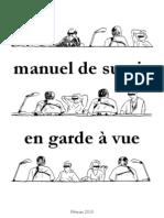 Manuel de Survie en GAV