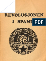 Revolusjonen i Spania