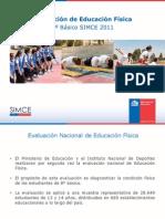 Simce de Educación Física 2011