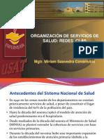 Organizacion Sistema de Salud- 24 Agosto